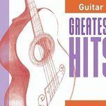 guitar melody hits (vol. 1) - guitar