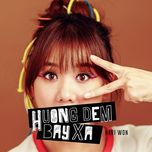 huong dem bay xa (single) - hari won