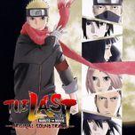 the last: naruto the movie ost - yasuharu takanashi