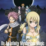 mysterious magic (single) - do as infinity