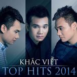 Khắc Việt Top Hits 2014 (Mini Album)
