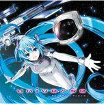 universe - hatsune miku, v.a