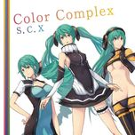 color complex - hatsune miku, clean tears