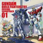 gundam build fighters try ost 1 - yuki hayashi, asami tachibana