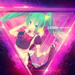 colate remix works - hatsune miku, gumi, colate
