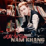 kho vi yeu (single) - nam khang