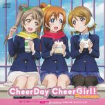 love live! 2 - cheerday cheergirl! - printemps