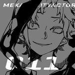 mekakucity actors bonus cd - otsukimi recital (vol.11) - jin, ia