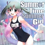 summer time summer girl - hatsune miku