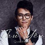 thu yeu (single) - quach beem