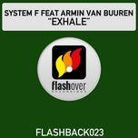 Exhale - System F, Armin van Buuren