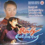 dieu ly que huong (saigon audio) - v.a