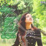dong song da tinh - to nga