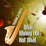 nhac khong loi hot thang 2 - v.a