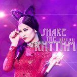 shake the rhythm (remix) - dong nhi