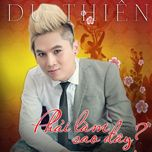 phai lam sao day (mini album) - du thien