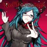 red punishment (single) - sevencolors, hatsune miku