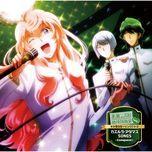 binan koukou chikyuboueibu love! character song cd2 - kamiya hiroshi, jun fukuyama, takuma terashima