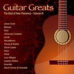 guitar greats the best of new flamenco (vol. 3) - v.a