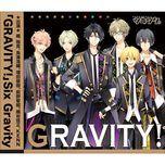 tsukiuta. series - gravity! - six gravity
