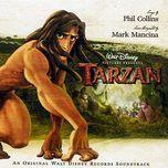 tarzan - phil collins