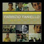 i'm in love (the whistle hit) - fabrizio faniello