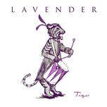 tiger - lavender