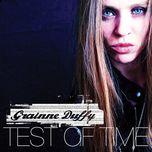 test of time - grainne duffy