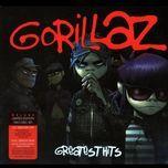 greatest hits - gorillaz