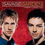 tuyen tap ca khuc hay nhat cua savage garden (2011) - savage garden