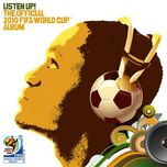 listen up! the official 2010 fifa world cup - v.a