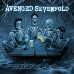 welcome to the family (deluxe single) - avenged sevenfold