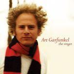 the singer - art garfunkel