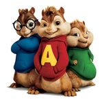 hit mixed songs - alvin, chipmunk