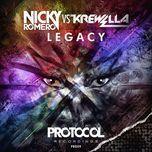legacy (ep) - nicky romero, krewella