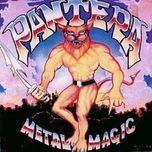 metal magic - pantera