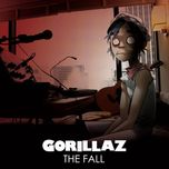 the fall - gorillaz