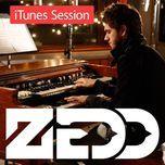 itunes session (ep) - zedd