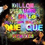 que que (remix) - dj