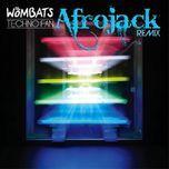 techno fan (afrojack remix) - afrojack