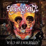 devil's got a new disguise - aerosmith