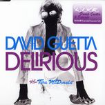delirious (the remixes) - david guetta