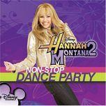 hannah montana 2 (non-stop dance party) - v.a