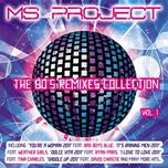 the 80's remixes collection (vol. 1) - the weather girls, ryan paris