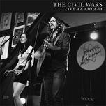 live at amoeba - the civil wars