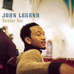 number one (ep) - john legend
