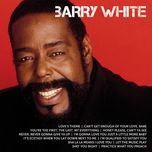 barry white icon - barry white