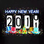 new year dance - v.a