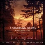 a thousand years (single) - christina perri