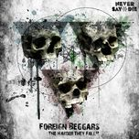 the harder they fall (ep) - foreign beggars